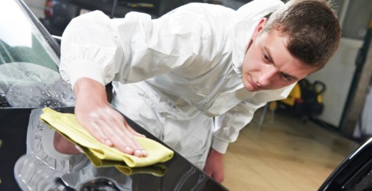 Curso Prático de Lavagem a Seco