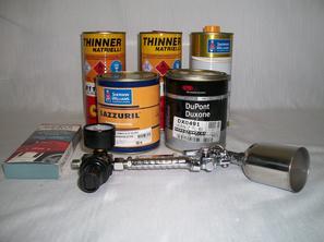 Kit Repara Choque Plus